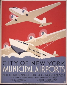 NYC municipal airports